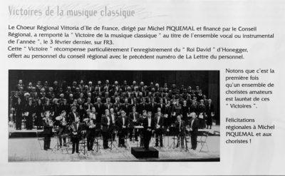 Victoire de la musique région île-de-France
