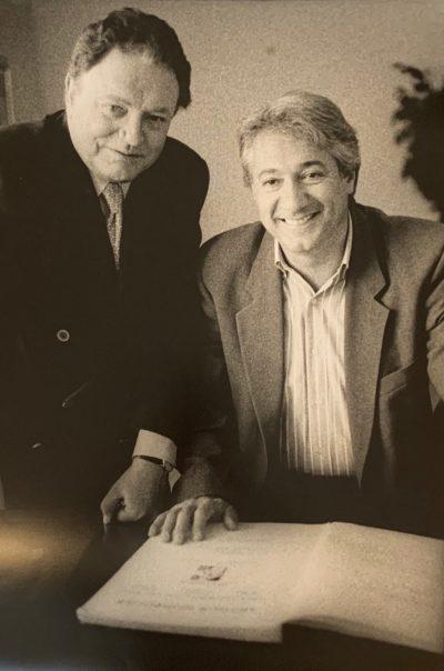 Victoire de la Musique Classique Jacques Martin Michel Piquemal