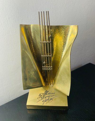 5eme Victoires de la Musique Classique trophée