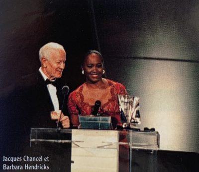 Victoire de la Musique classique Barbara Hendricks