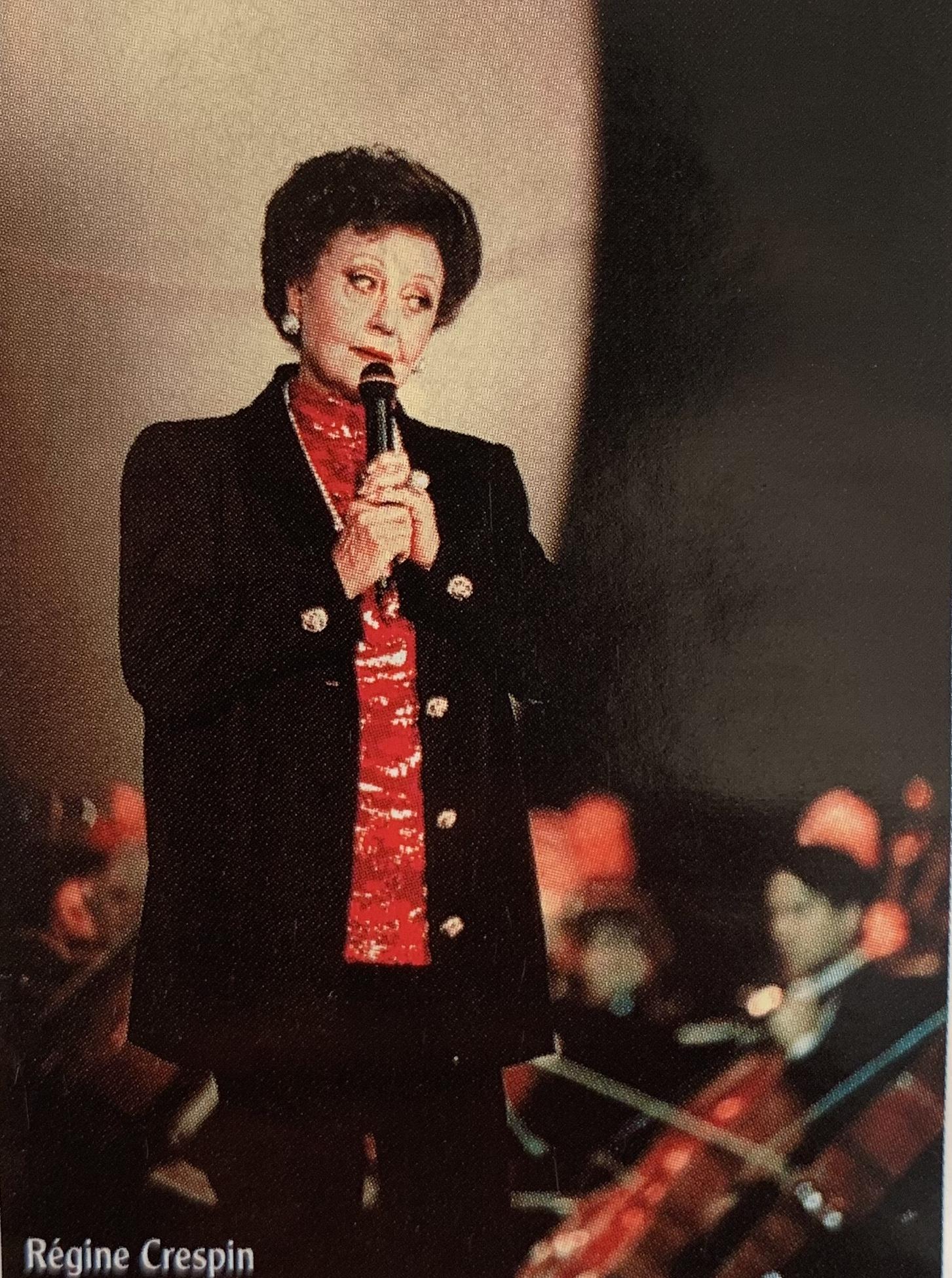 Victoires de la Musique Classique - regine Crespin