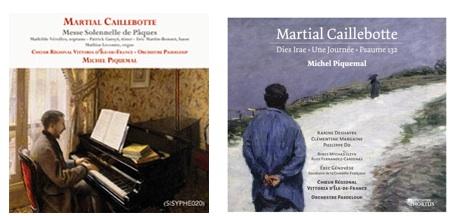 La musique de Martial Caillebotte