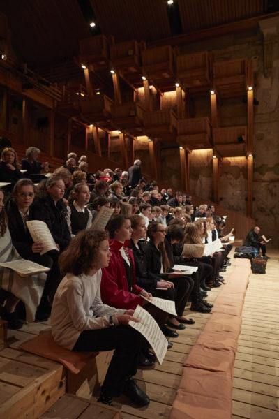 Le Choeur Vittoria et le collège Rameau de Versailles - 3