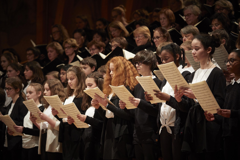 Chanter dans une chorale - 2
