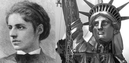 Le nouveau Colosse Emma Lazarus