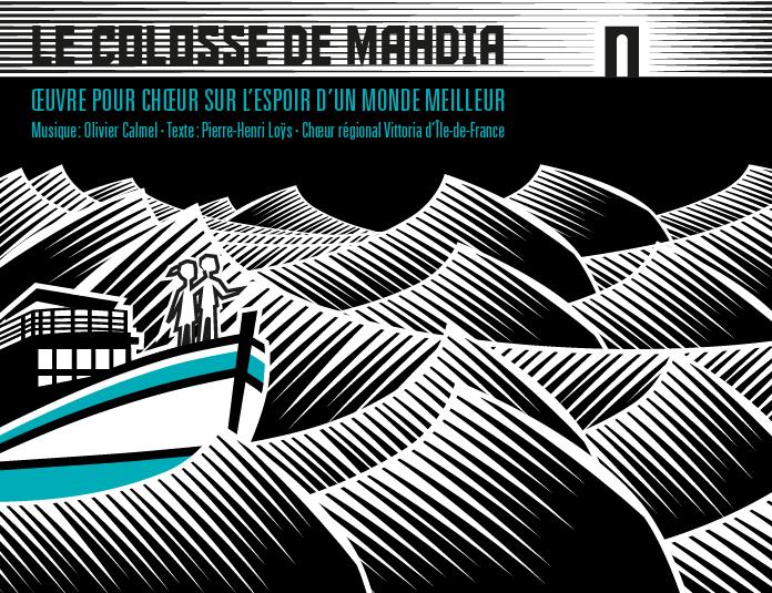 Le Colosse de Mahdia Olivier Calmel